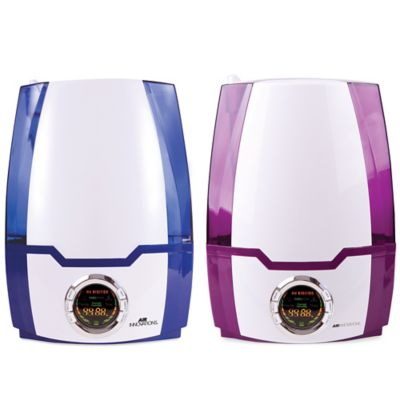Blue Digital Humidifier