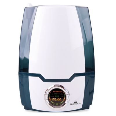 Air Innovations 1.37 Gallon Ultrasonic Digital Humidifier in Green