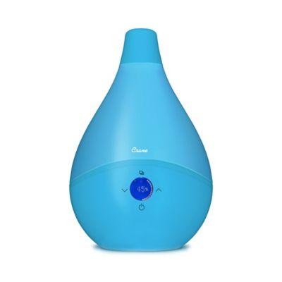 Crane smartDrop Cool-Mist Humidifier in Aqua