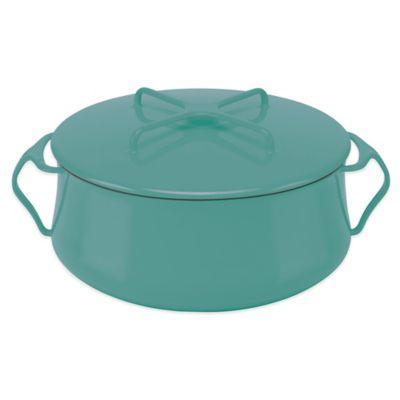 Dansk® Kobenstyle 6 qt. Casserole Dish in Teal