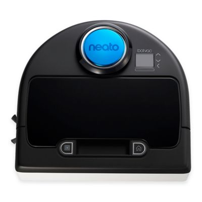 Neato Botvac™ D85 Robot Vacuum in White/Black