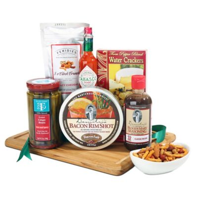 Alder Creek Demitris Bloody Mary Gift Basket