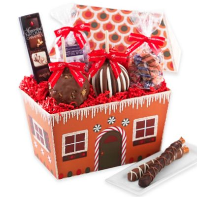 Mrs. Prindable's® Holiday Gingerbread House Gift Set