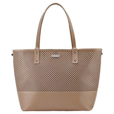 SKIP*HOP® Duet 2-in-1 Diaper Tote in Taupe