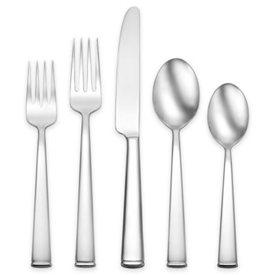 Oneida® Perry 45-Piece Flatware Set