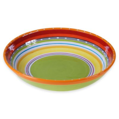 Mariachi Serving Bowl in Multi