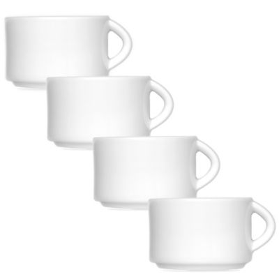 Concavo Espresso Cups (Set of 4)