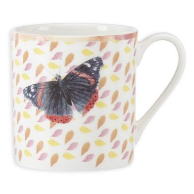 "Lenox® Butterfly Meadow® Everyday Celebrations ""You Are Awesome"" Mug"