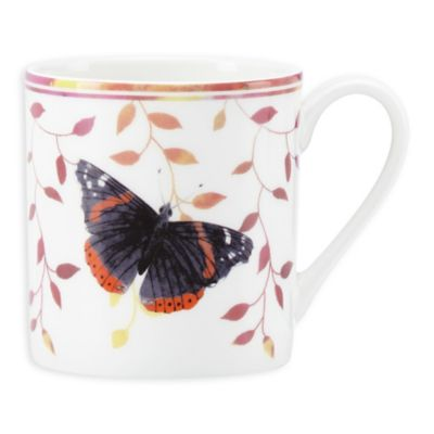 "Lenox® Butterfly Meadow® Everyday Celebrations ""You Can Do This"" Mug"