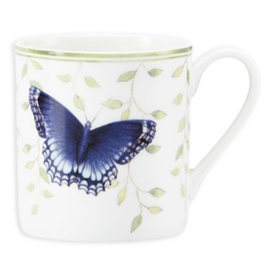 "Lenox® Butterfly Meadow® Everyday Celebrations ""Relax"" Mug"