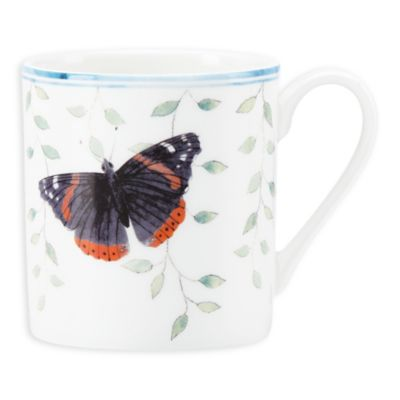 "Lenox® Butterfly Meadow® Everyday Celebrations ""It's a New Day"" Mug"