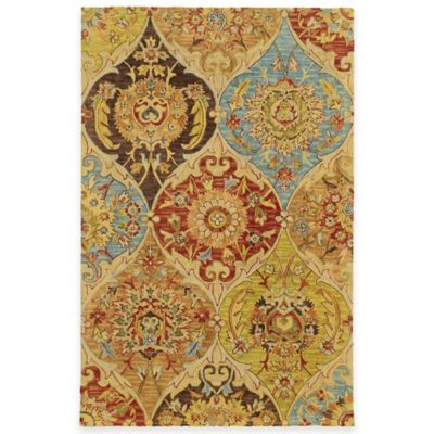 Tommy Bahama® Jamison Floral 3-Foot 6-Inch x 5-Foot 6-Inch Area Rug in Multicolor