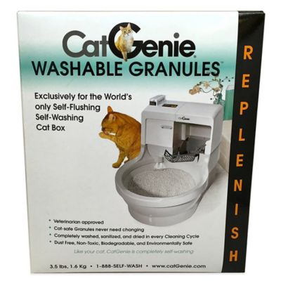 CatGenie® Washable Granules