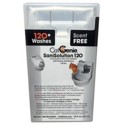 CatGenie® SantiSolution Scent Free Cartridge