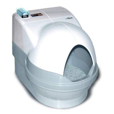 CatGenie® Self-Washing Flushing Cat Box