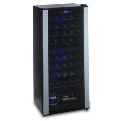Wine Enthusiast Evolution Series 40-Bottle Dual-Zone Wine Refrigerator