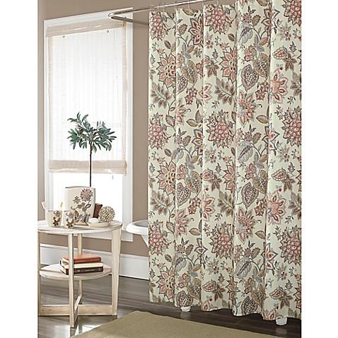 J Queen New York Springfield Shower Curtain