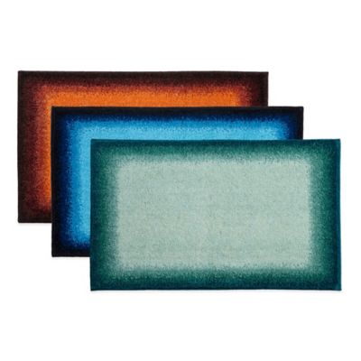 Grund® Avalon 1-Foot 9-Inch x 2-Foot 10-Inch Bath Rug in Blue