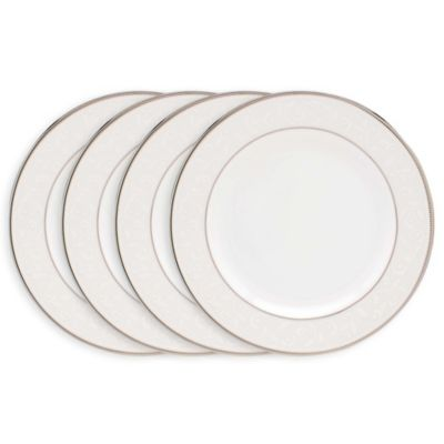 Lenox® Opal Innocence Tidbit Plates (Set of 4)