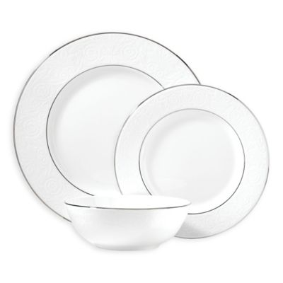 Lenox® Artemis 3-Piece Place Setting with All Purpose Bowl