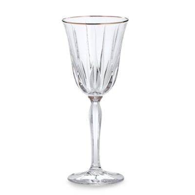 Noritake® Vendome Gold 10-Ounce Goblet