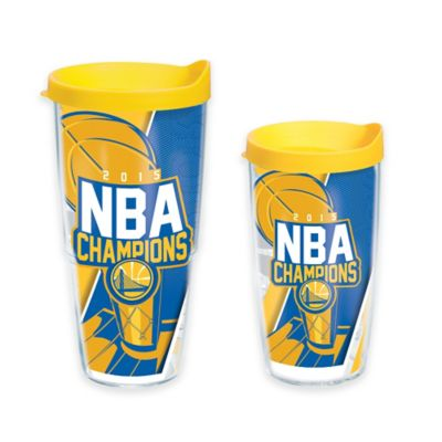 Tervis® NBA Golden State Warriors 2015 NBA Finals Champs 24 oz. Wrap Tumbler with Lid