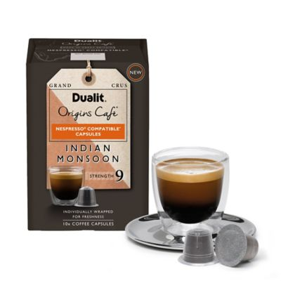 Dualit® 50-Count Origins Indian Monsoon Espresso Capsules