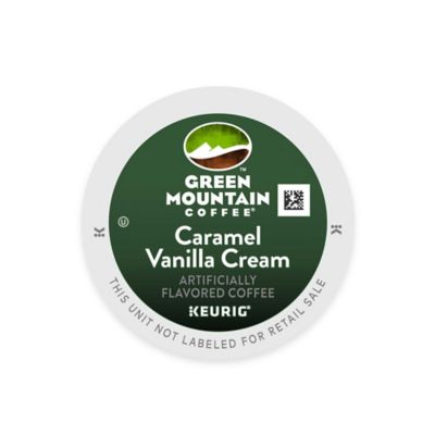 Keurig® K-Cup® Pack 48-Count Green Mountain Coffee® Caramel Vanilla Cream Coffee