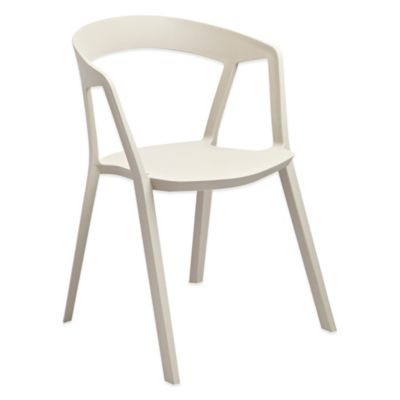 American Atelier Roslyn Dining Chair in Light Grey