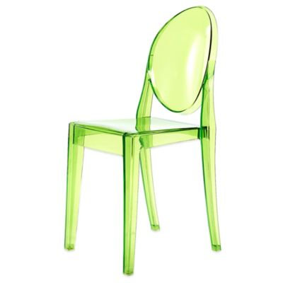 American Atelier Olivia Chair in Clear Green