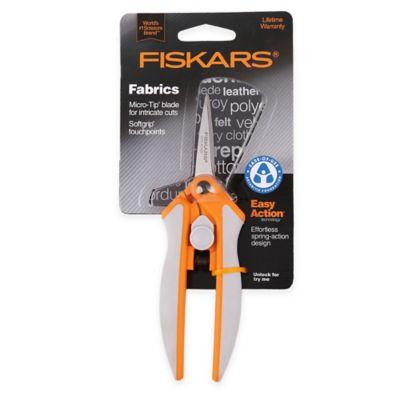 Fiskars® Micro-Tip® Easy Action™ Shears