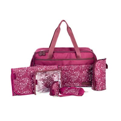 babymoov® Traveller Diaper Bag in Cherry