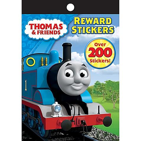 Thomas and Friends Reward Sticker Activity Book