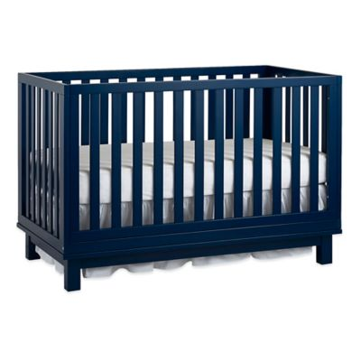 Fisher Price® Riley 3-in-1 Convertible Crib in Navy