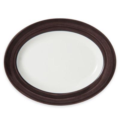 Mikasa® Cadence Oval Platter in Walnut