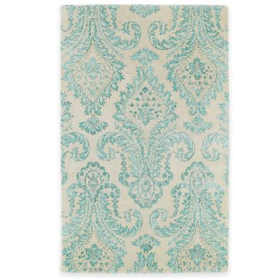 Kaleen Divine Fleur 8-Foot x 11-Foot Area Rug in Fire