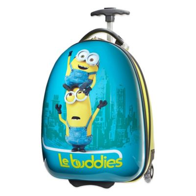 Travelpro® Minions 16-Inch Kids Hardside Rolling Luggage in Yellow/Blue