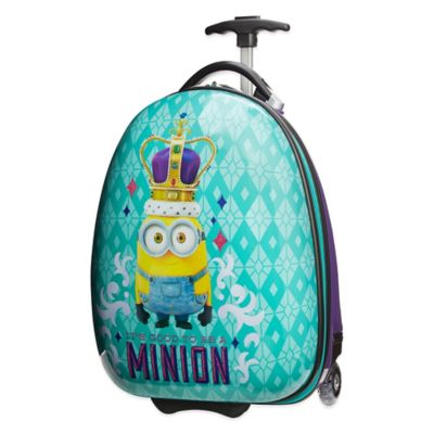 Travelpro® Minions 16-Inch Kids Hardside Rolling Luggage in Turquoise