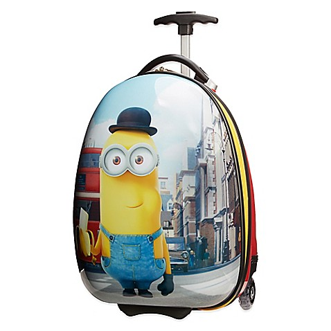 Travelpro 174 Minions 16 Inch Kids Hardside Rolling Luggage