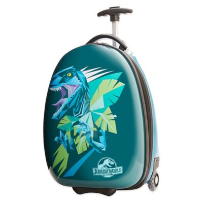 Travelpro® Jurassic World 16-Inch Kids Hardside Rolling Luggage in Blue