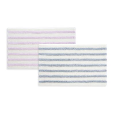 Grund® Tula 1-Foot 9-Inch x 2-Foot 10-Inch Bath Rug in Blue