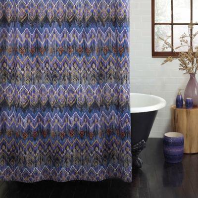 Sfondo Shower Curtain