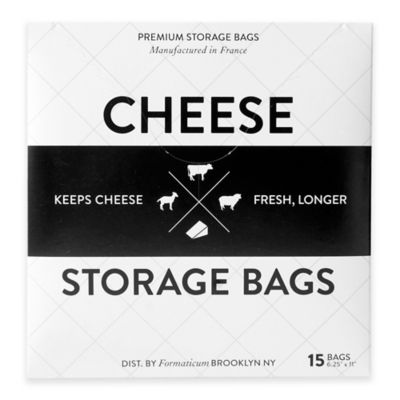 Formaticum Cheese Storage Bags (Set of 15)