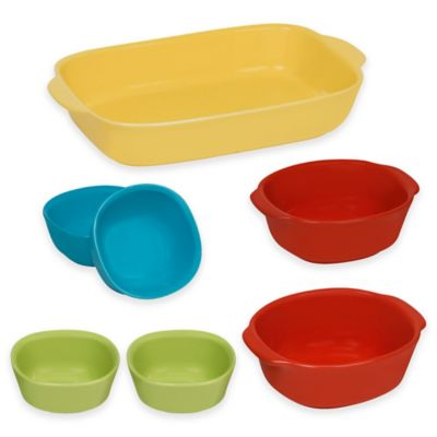 CW by CorningWare® 7-Piece Bakeware Set