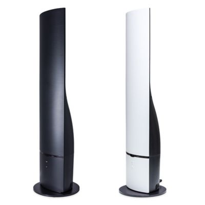 Objecto H9 Tower Hybrid Humidifier in Black