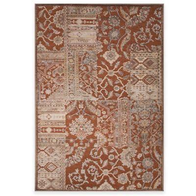 Jaipur Harper Belen 5-Foot 3-Inch x 7-Foot 8-Inch Area Rug in Brown