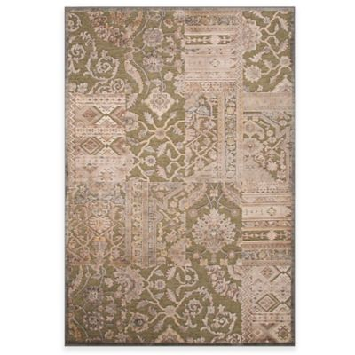 5 3 x 7 8 Brown Area Rug