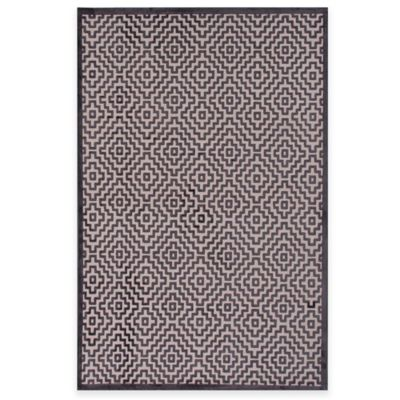 Jaipur Fables Joyous 7-Foot 6-Inch x 9-Foot 6-Inch Area Rug in Ivory/Grey