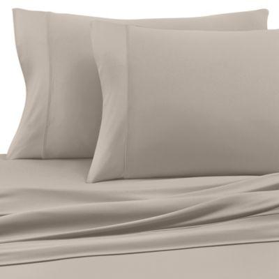 SHEEX® Pro Cotton California King Sheet Set in Sand