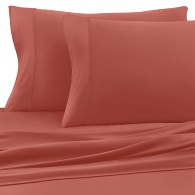 SHEEX® Pro Cotton Queen Sheet Set in Spice